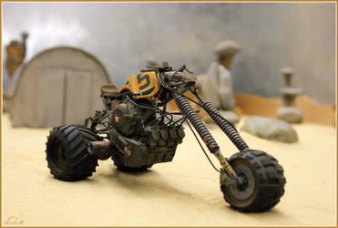 Clyde Machine by JKL-Team