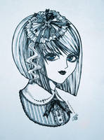 .:Lolita Girl V:. by Louyse