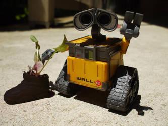 Wall-E by Talik13