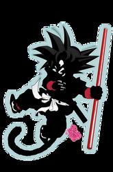 Son Goku by MinsunWon