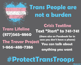 #ProtectTransTroops by AmyBluee42