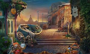 Embankment - game scene by aleksandr-osm
