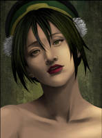 Toph Beifong by gin-1994