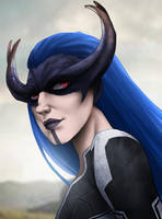 Proxima Midnight by gin-1994
