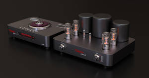 Tube imtegrated amp.  cd by Ozzik-3d