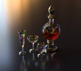 Glass.x by Ozzik-3d