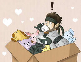 Snake: Caught in the Act by Batata-Tasha