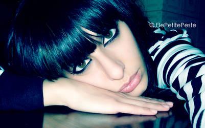.my eyes don't lie. by ElePetitePeste