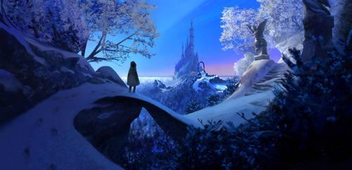 ice kingdom by Gunzfree