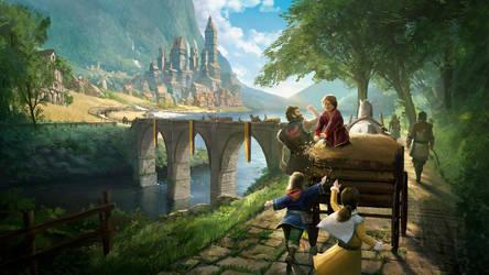 kingdom of ashland by Gunzfree