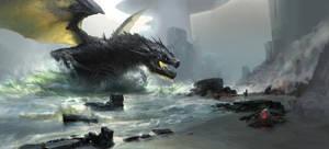 Dragonshore by Gunzfree