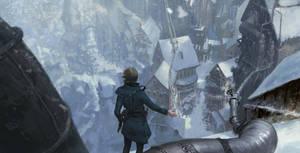 Snowfall by Gunzfree