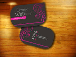 business card by omeruysal