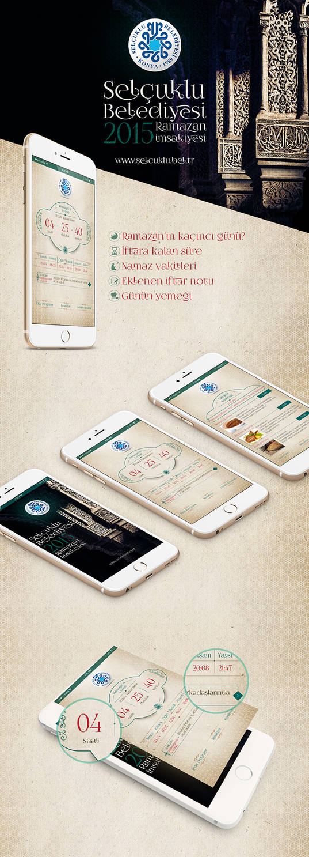 2015 Mobil | Konya Ramazan imsakiyesi by omeruysal
