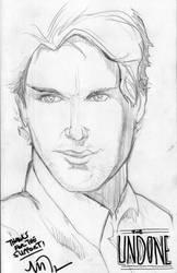 The Undone Kickstarter Reward Sketch #4 by sire64