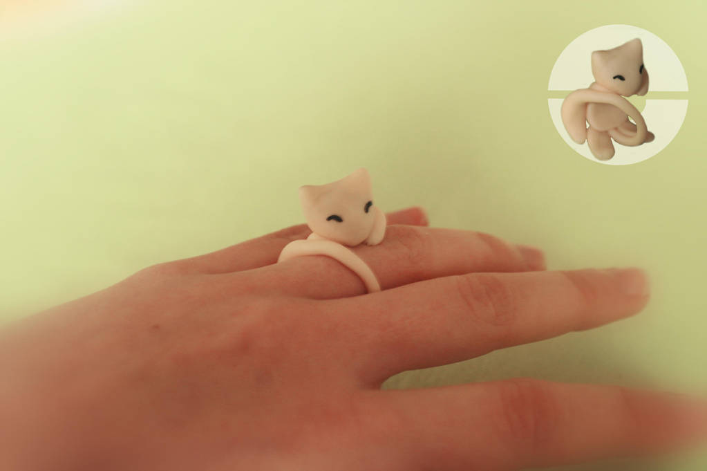 Mew ring by Shourei