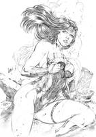 Wonder Woman by CaioMarcus-ART