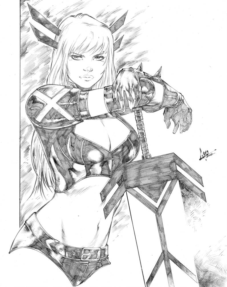 Magik by CaioMarcus-ART
