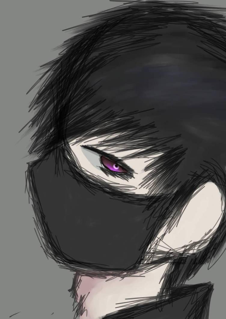 random doodle on phone by dragoneer66