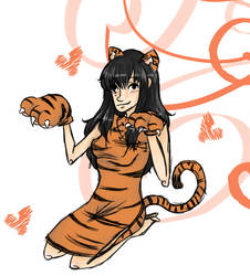 flynfreako contest  Maiko meow by fruits-basket-head