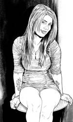 Another girl by kikomauriz
