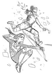 sketch by kikomauriz