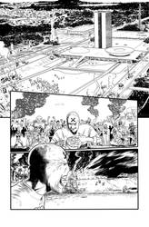 Superhero-Comicbook by kikomauriz