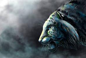 Tiger by Leysi
