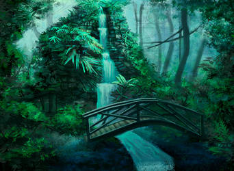 Jungle by Leysi