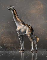Camelopard by Leysi