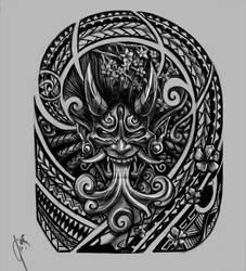 Oni's Desire by dream-iris