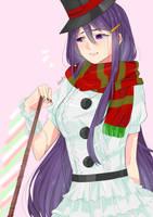 Snowyuri = Yuki?? by rrkkrkrr