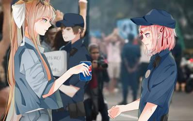 Pepsi don't sue me pls by rrkkrkrr