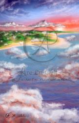 A new day begins by Arc-En-Ciela