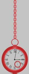 Full Metal Alchemist pocket watch by vmlujan