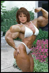 Supermuscular Lorena Bianchetti by saitta4