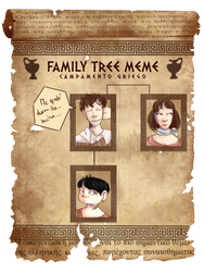 CG | Family tree by Camg95