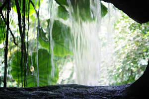 Waterfall 2 by Esveeka-Stock