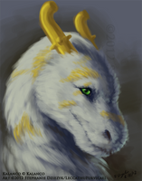 Color Practice - Kalanco by LeccathuFurvicael