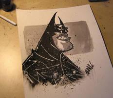Bats Comish by ragefist