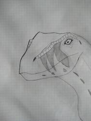 Portrait 2 by DinoR9