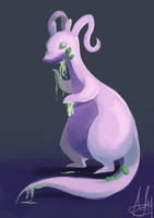 Goodra by ditto9