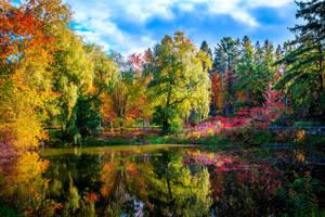 Autumn Color Palette by lordcemonur