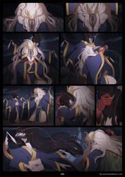 Blade Under Mask - 64 by WhiteMantisArt
