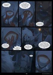 Blade Under Mask - 106 by WhiteMantisArt