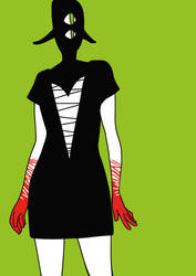 Dress. by EeNii