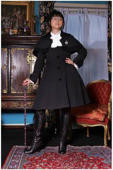 EGA Elegant Gothic Aristocrat by sonialeong