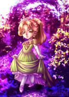 Chibi Princess by sonialeong