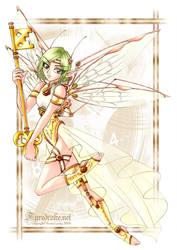 Clockwork Wings by sonialeong