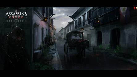 Assassin's Creed Rebellion 01 by Hachiimon